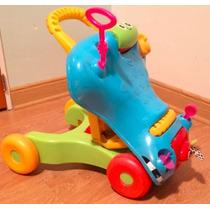 Playskool - 2 En 1 Caminador Y Andador