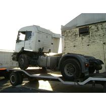 Scania P94 2006 Chocado - Siniestrado - Para Reparar Armar