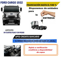 Ford Cargo 2016
