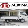 Kia K2500 Utilitario Camion 2016 0 Km