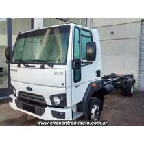 Ford Cargo 915 0km Entrega O Su Usado Y Cuotas Multicamju