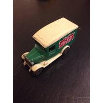 Camioncito Antiguo Coleccion Coca Cola Tailandes