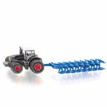 Siku 1862 Tractor Con Arado E 1:87