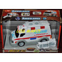 Dickie Toys Ambulancia Bombero Lanza Agua Camion Basura Poli
