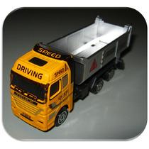 Camion Volcador 1/64 Caja City Builder