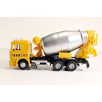 Camion Mezclador Escala 1/72 Mann Coleccion Replica Metal