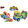 Camion The Trash Pack Junk Truck + 2 Trashies Exclusivos