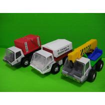 Juguetes Metalicos - Camion De Carga Con Mecanismo
