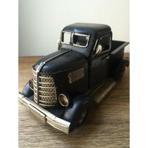 Camioneta Antigua Deco Vintage