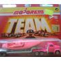 Majorette Team Frances Camion Con Velero Retro Coleccion Esp