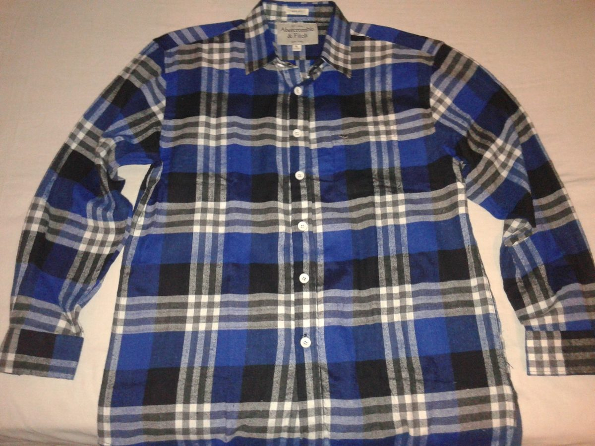 Camisas Abercrombie & Fitch Hombre