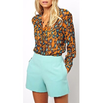 Camisas Mujer Outlet - Be Vemouth Showroom Y Envíos País