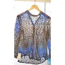 Camisa Transparente Kailama