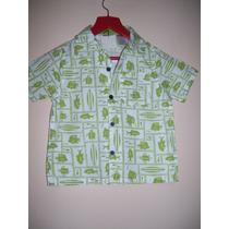Camisa Niño En Talle 4