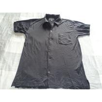Camisa Narrow Talle Xs Mangas Cortas Elastizada