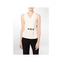 Blusa Musculosa Calvin Klein Verano 2013 Talle L
