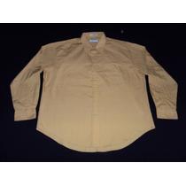 Camisa Yves Saint Laurent Mangas Largas Talle 17y1/2 34-35