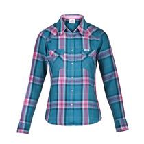 Camisa Lee Beverly Western Mujer Verde (10425818756901)