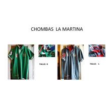 Chombas La Martina