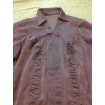 Camisa/blusa Transparente