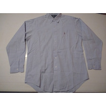 Camisa Polo Ralph Lauren Celeste Talle Xl