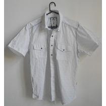 Camisa Hombre Marca Stone. Mangas Cortas Verano