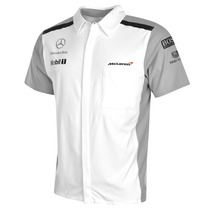 Camisa F1 Team Mclaren Official 2014 / Bajo Pedido