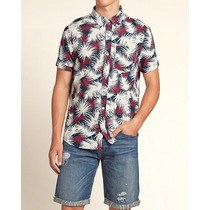 Camisa Hollister By Abercrombie & Fitch Talle Xlarge. Nueva