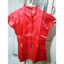 Camisa Rasada Coral, Tipo Kimono. Nueva Temporada!!!