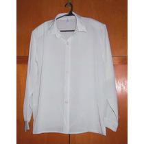 Blusa O Camisa De Seda Fria Muy Cómoda Y Elegante