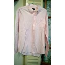Camisa Carven 43/44 De Vestir Muy Elegante-las Medidas Abajo