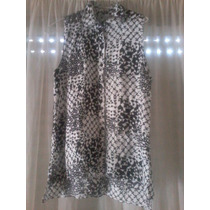 Camisa Sicala 100%rayon Talle 44 .impecable