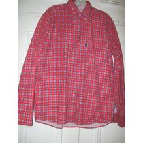 Camisa Leñadora Adolescente / Hombre Roja T. 1 Small