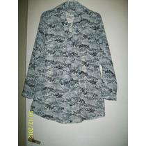 Camisas Gasa Estampada T Xl Al Xxxl $ 250 Oferta
