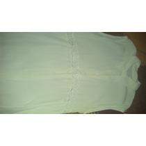 Camisa Sin Mangas De Bambula Dama