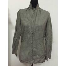 Lupe - Camisa Entallada Y Pinzada - Talle 1