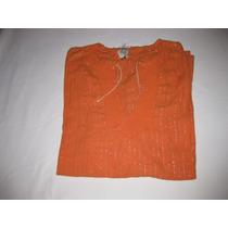 Camisa Informal De Bambula