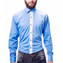 Camisa De Hombre Massimo   Alberto