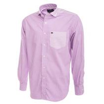 Camisa Hombre Combinada Pato Pampa