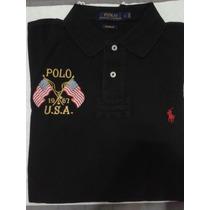 Chombas Custom Fit Polo R L Para Hombre, Traidas De Usa!!!!