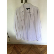 Camisa Kevingston Blanca Talle S