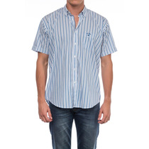 Camisa Kevingston Hombre Business Penn Ray M/c