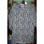 Camisa Hawaiana Psicodelica Boliche 80s Hippie C 729