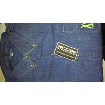 Camisa De Jeans Xtreme