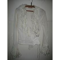 Camisa Informal Blanca Italiana