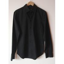 Camisa Casual De Hombre Armani Exchange Talle S