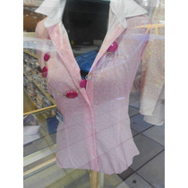 Camisa De Mujer En 100% Algodon. Entalladas. Preciosas