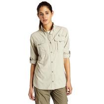 Camisas De Mujer Columbia Bahama Filtro Solar 30