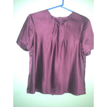 Camisa De Gasa De Vestir Liquido Ya!!