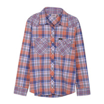 Camisa Lee Beverly Western Chambray Mujer - 10426318871001